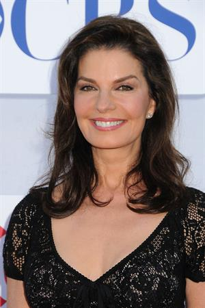 Sela Ward - CW, CBS And Showtime 2012 Summer TCA Party (July 29, 2012)