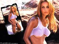 Nina Moric in lingerie - breasts