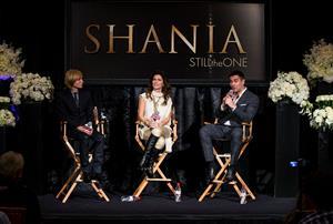 Shania Twain 'Still The One' Residency Show Press Conference (November 30, 2012)