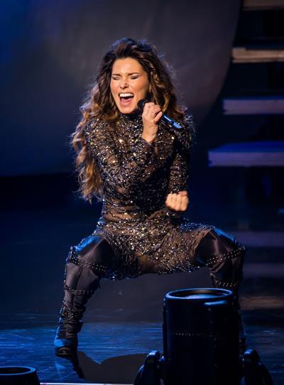 Shania Twain 'Still The One' Residency Show Opening Night (December 1, 2012)