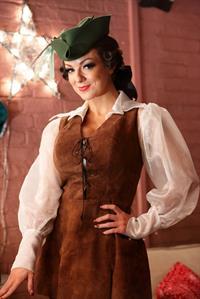 Sheridan Smith - ITV Comedy Drama - Panto - November 2012