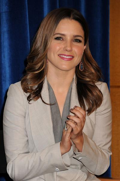 Sophia Bush People's Choice Awards Nomination Announcements - Los Angeles - November 15, 2012