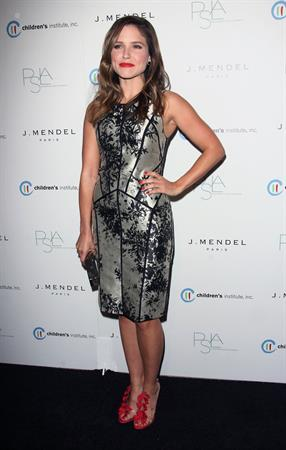 Sophia Bush 3rd Annual Autumn Party in West Hollywood 10/17/12