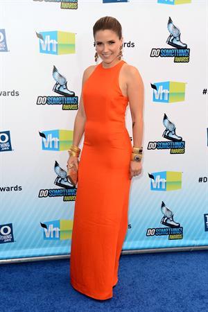 Sophia Bush at the 2012 Do Something Awards in Santa Monica - August 19, 2012