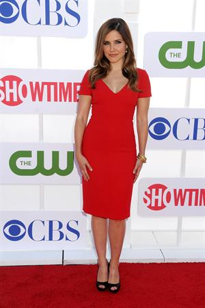 Sophia Bush arrives at the 2012 TCA Summer Tour - CBS, Showtime And The CW Party at 9900 Wilshire Blvd on July 29, 2012 in Beverly Hills, California