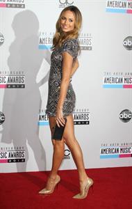 Stacy Keibler American Music Awards (November 18, 2012)