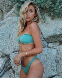 Daniella Grace in a bikini