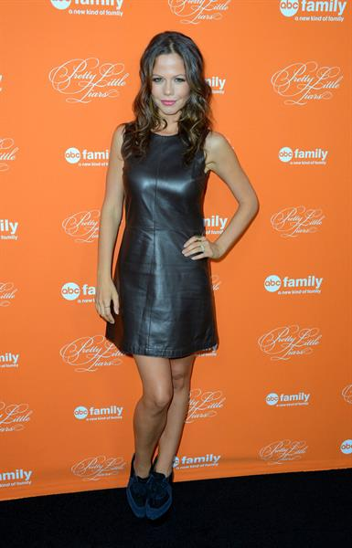Tammin Sursok ABC Family's  Pretty Little Liars  Halloween Episode Premiere, 17 Oct 2012