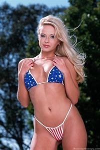 Jana Cova in a bikini
