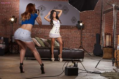 Can I Take Your Picture?.. featuring Karlie Montana, Layla Sin   Twistys.com