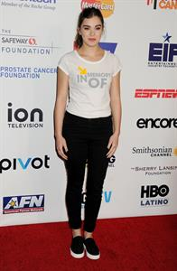 Hailee Steinfeld 4th Biennial Stand Up To Cancer SU2C September 5, 2014
