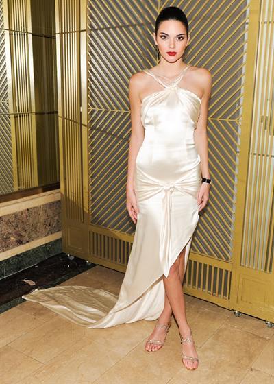 Kendall Jenner at the HARPERS BAZAAR Celebrate ICONS September 6, 2014