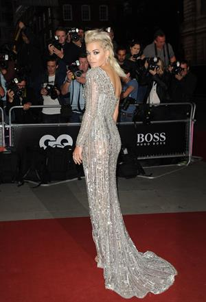 Rita Ora at GQ Men of the Year Awards 2014, London September 2, 2014