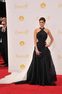 Lizzy Caplan on the 66th Primetime Emmy Awards August 25