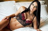 Michelle Sarmiento in lingerie