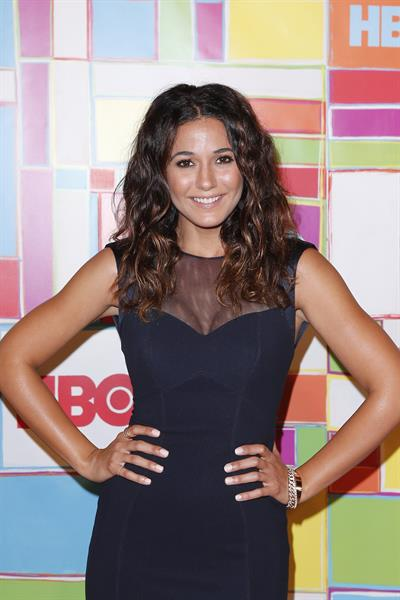 Emmanuelle Chriqui at HBO's Official 2014 Emmy After Party August 25, 2014