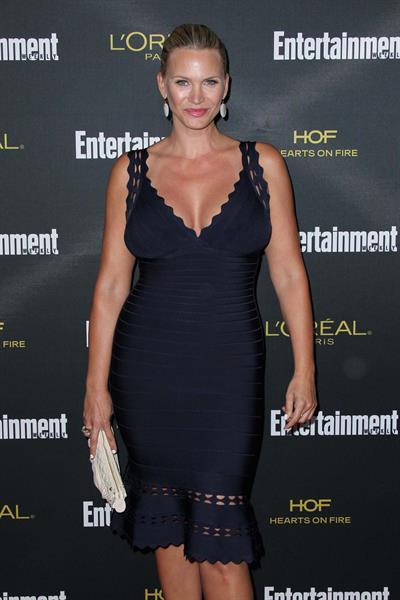 Natasha Henstridge 2014 Entertainment Weekly Pre-Emmy Party August 23, 2014