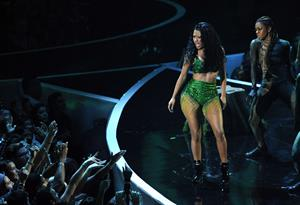 Nicki Minaj at the MTV Video Music Awards Aug. 24, 2014