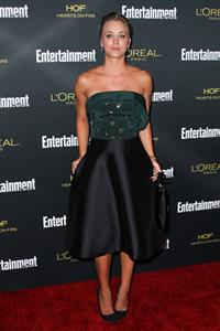 Kaley Cuoco at the 2014 Entertainment Weekly Pre-Emmy Party, LA August 23, 2014