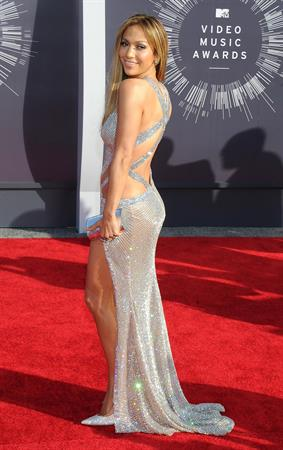 Jennifer Lopez at 2014 MTV Video Music Awards, Inglewood August 24, 2014