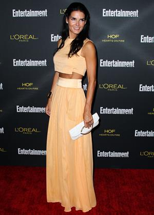 Angie Harmon at the 2014 Entertainment Weekly Pre-Emmy Party  August 23, 2014