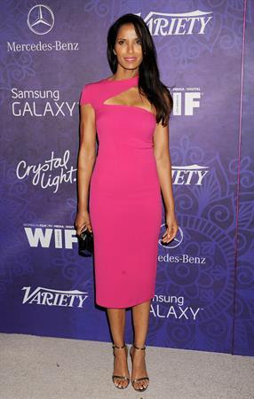 Padma Lakshmi Variety and Women in Film Emmy Nominee Celebration, LA August 2014
