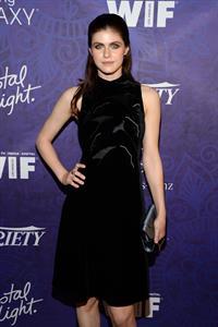 Alexandra Daddario Variety and Women in Film Emmy Nominee Celebration, LA August 23, 2014