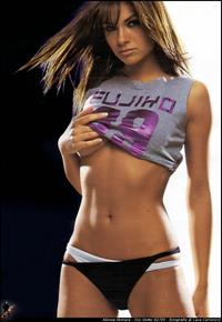 Alessia Ventura in lingerie