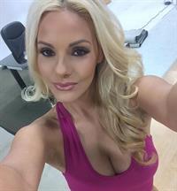 Rali Ivanova taking a selfie
