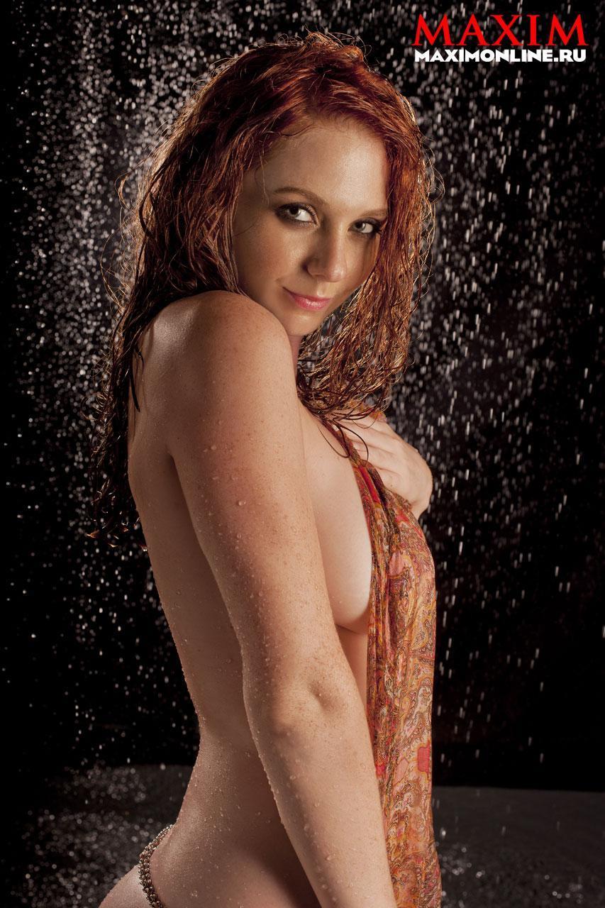 Lena Katina in lingerie