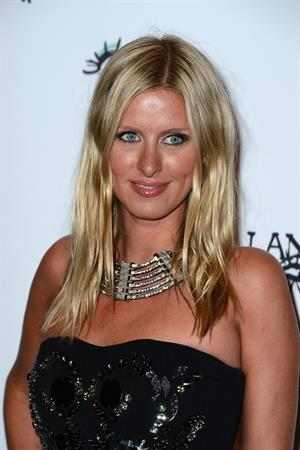 Nicky Hilton Lancome Show By Alber Elbaz Party at Le Triamon in Paris 02.07.13