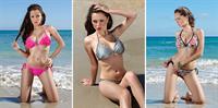 Audray De Macedo in a bikini
