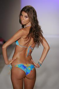 Thais Martins in a bikini