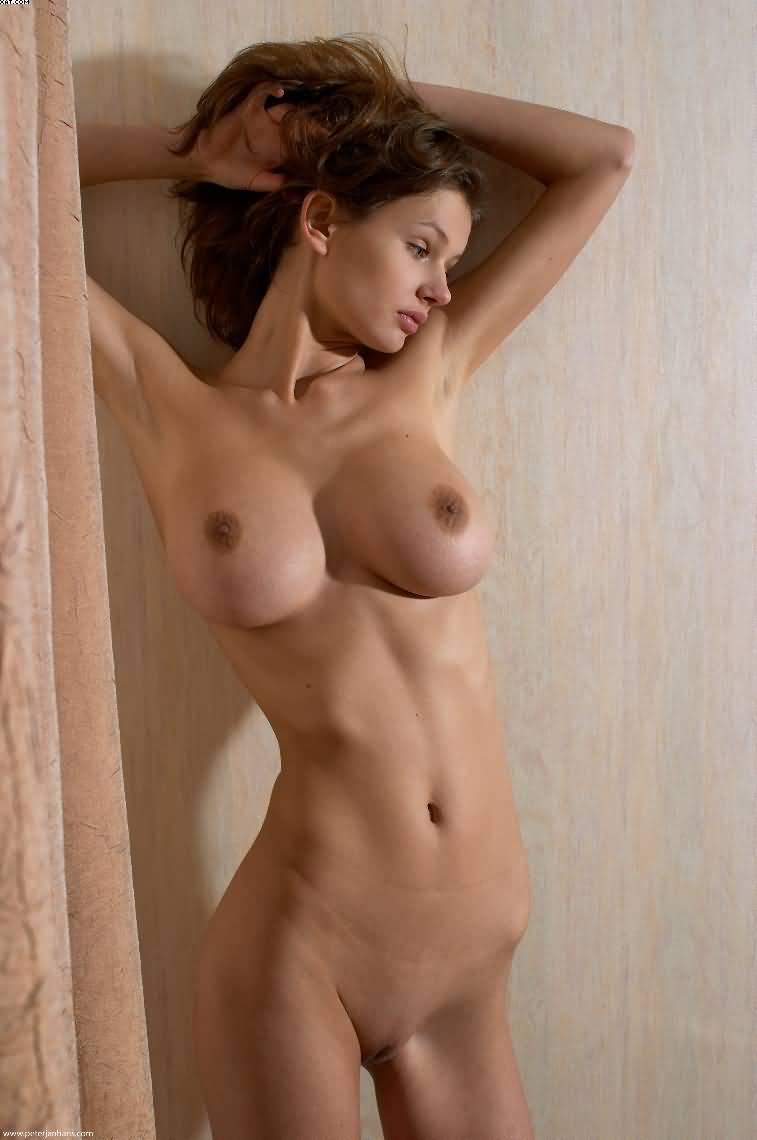 Masha Dushkina - breasts