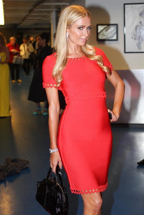 Paris Hilton At Palais du Festival in Cannes 16.05.13