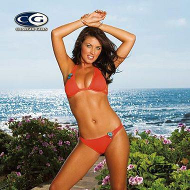Summer Alvarez in a bikini