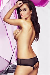 Natalia Siwiec in lingerie - ass