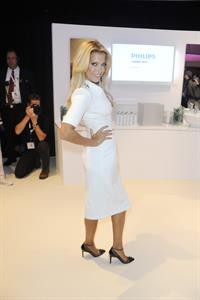 Sylvie Van der Vaart - On the IFA in Berlin 31.08.12