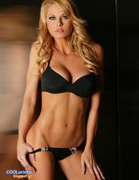 Jennifer England in lingerie