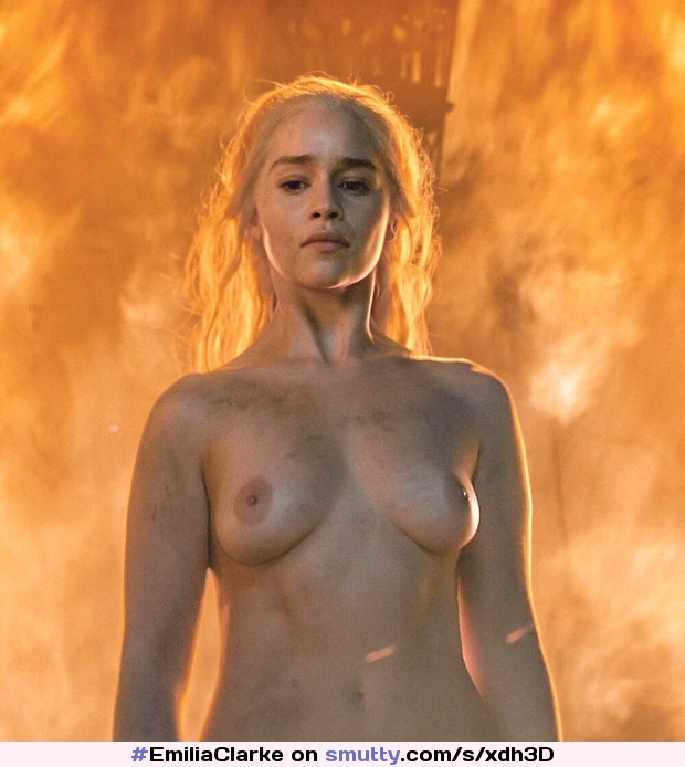 Naked In Flames