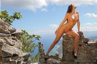 Juliette Cosmo enjoying nature naked