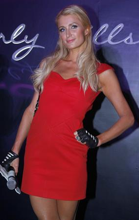 Paris Hilton - IstaStyle.com Promotional Event in Shanghai Oct 31, 2012