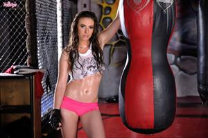 A Workout To Remember.. featuring Casey Calvert | Twistys.com