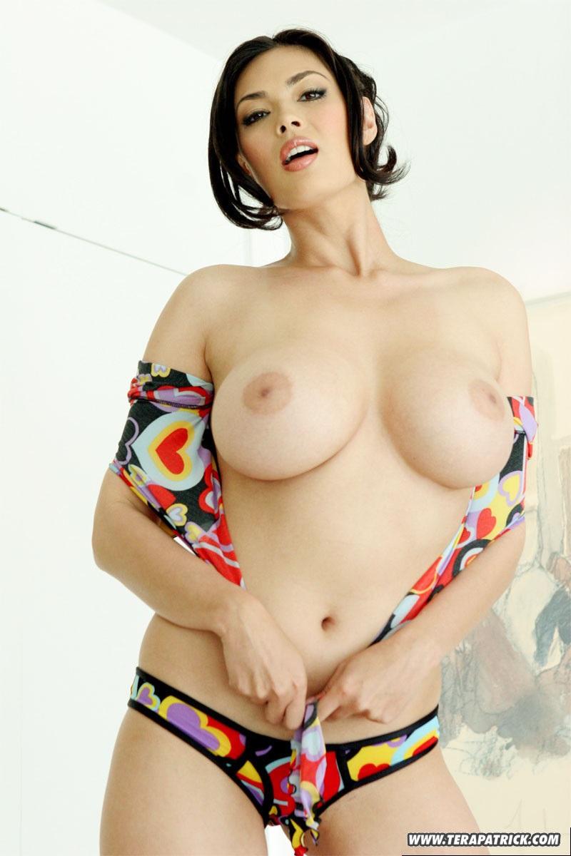 Tera Patrick - breasts