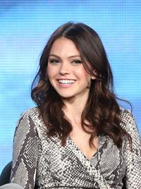 Aimee Teegarden 2014 Winter TCA Tour - Day 7, 15 Jan 2014