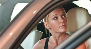 Agnieszka Radwanska Photoshoot for ''Leus'' 2013