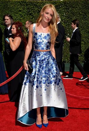 Cat Deeley 2014 Creative Arts Emmy Awards, Los Angeles August 16, 2014