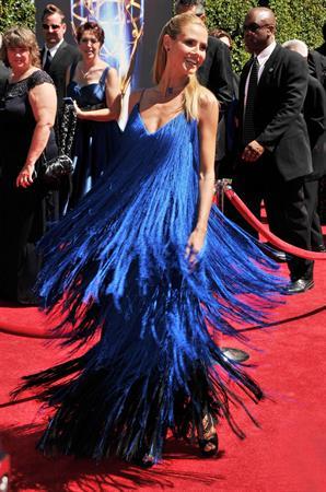 Heidi Klum 2014 Creative Arts Emmy Awards, Los Angeles August 16, 2014