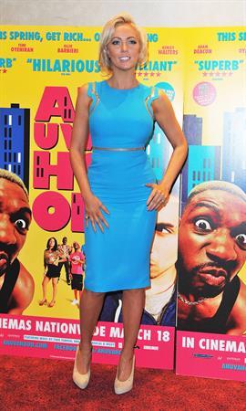 Aisleyne Wallace Anuvahood premire March 2011