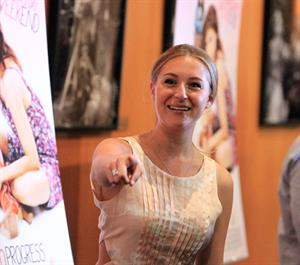 Alexa Vega Girl in Progress screening in Los Angeles on 2/5/2012